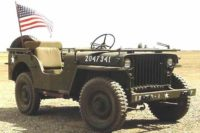 "War ""Horses""- The Jeep From War Wagon To Street Machine"