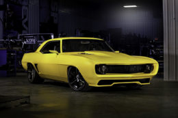 Roadster Shop's Inferno Camaro Wins Of Street Machine Of The Year