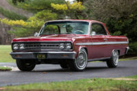 Muscle Cars You Should Know: Oldsmobile F-85 Jetfire