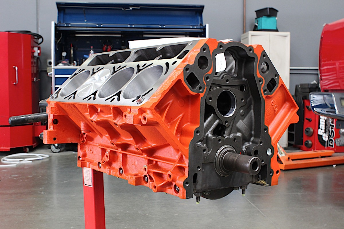 Project Corn Star: Summit Racing To The Rescue With A BluePrint 370