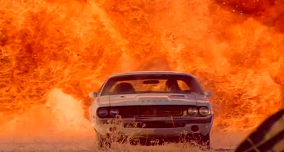 Rob's Car Movie Review: Vanishing Point (1997)