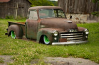 Sometimes You Just Want A Cool Truck: Ryan's 1951 GMC