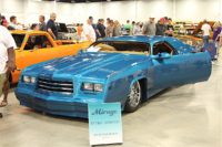 The Bursma's Highly-Disguised 1978 Dodge Magnum Mirage