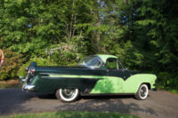 A Custom Built 1954 Ford Crestliner Roll-Top Convertible