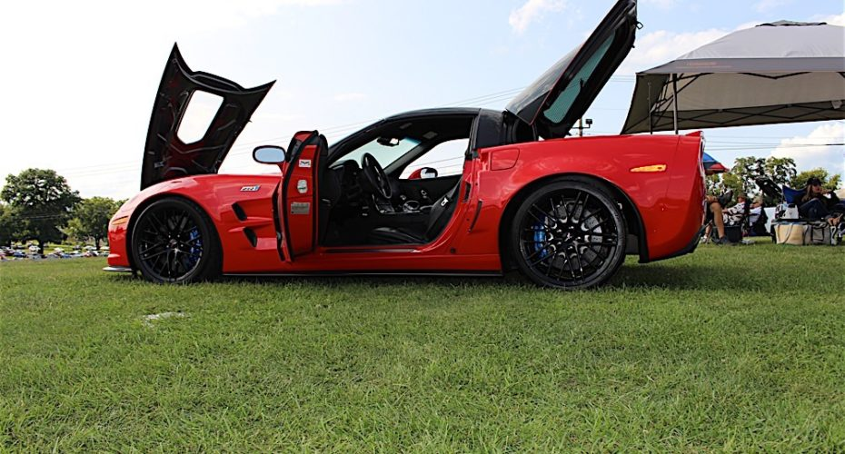 Video: 2017 Corvettes At Carlisle – Corvette Online Coverage, Day #3
