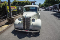Street Feature: A '38 Chevy Pickup Driven 1,680 Miles To The Show