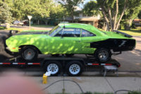 A 1970 Plymouth RoadRunner Awakens From A 30 Year Slumber