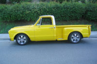 Home-Built Hero: This '67 C10 Is Too Nice To Drive Every Day