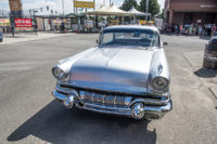 Street Feature: A 1957 Pontiac Star Chief With Modern Pontiac Power