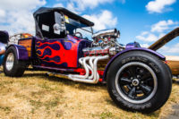 All Out Custom: Cadillac Powered Model-T Roadster Pickup