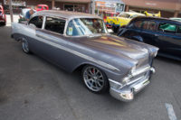 Home-Built Hero: '56 Chevy Goes From Basket Case To Show Stopper