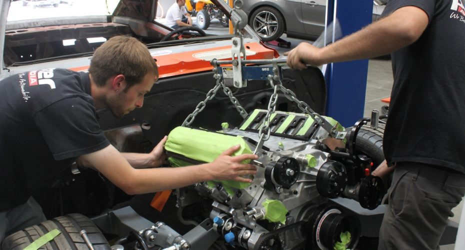 Power Struggle: Build Your Next Engine Or Buy One In A Crate