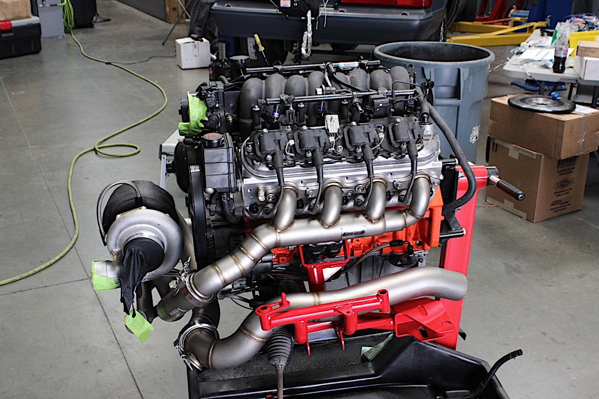 Project Corn Star: Getting Boosted With Huron Speed Part 2
