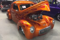 NSRA And PPG's Best Use Of Color Award At The Louisville Nationals