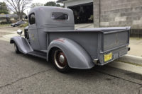 All Out Custom: A Thoroughly Built, '60s Styled, '36 Chevy Pickup