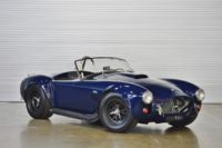 Aluminum-Bodied 2008 Shelby Cobra Is Built To Race!