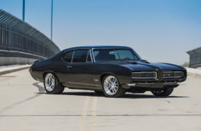 A Jaw Dropping, 1968 Pontiac GTO With Baer Stopping Power