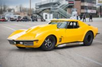 Boosted Banana: Billy Gruwell's Twin Turbo, Street Legal 1969 'Vette