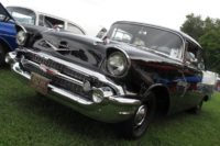 Home-Built Hero: This '57 Was Once Married To A Six-Cylinder But Now It's A Black Widow