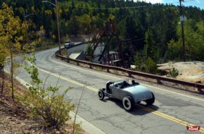 A Blast From the Past: The 2017 Hot Rod Hill Climb