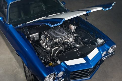 Plug & Play Powertrains: Chevrolet Performance's Connect & Cruise