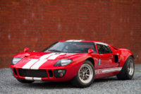This Ford GT40 Replica Has A Rich History In Ford Performance