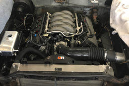 """'58 Ford """"Sleeper"""" Surprises Many With Its Coyote Power"""