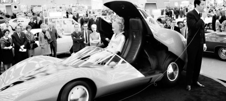 Five Of The Coolest GM Concept Cars Of All Time