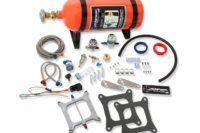 Holley Introduces Sniper Carbureted Nitrous Plate Kits