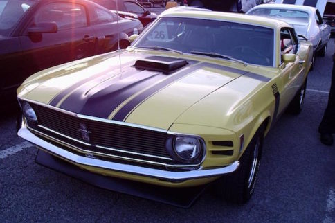 Lost Boss Found: The '71 Boss 302 Mustang That Never Was