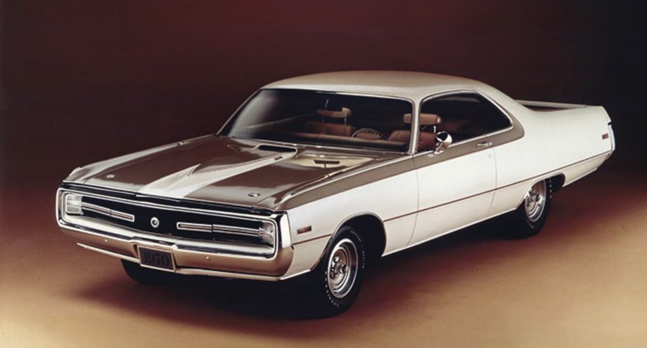 Musclecars You Should Know: 1970 Chrysler 300 Hurst Edition
