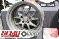 SEMA 2017: Rocket Racing Attack Wheels Use Ground Breaking Tech