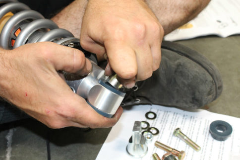 Shock Absorber Selection: Tuning Your Ride With Help From VariShock