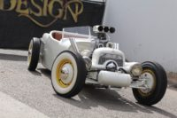 Shoe This. A Blending Of Two Ford Decades Into A Traditional Hot Rod