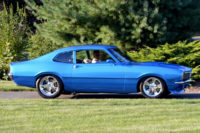 The Unruly Maverick: Glenn Sinon's '72 Ford Maverick Breaks the Mold
