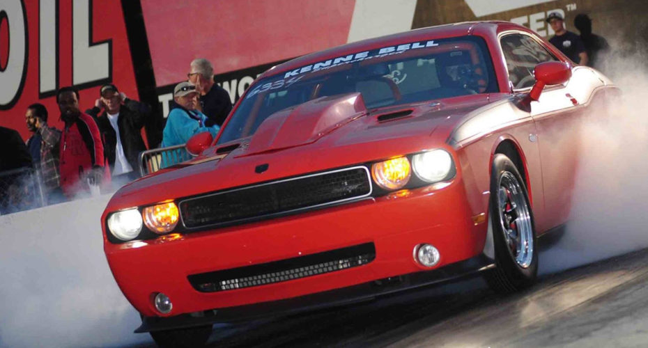 They Call him The Modfather: Bill Scharing and his 1000hp Challenger