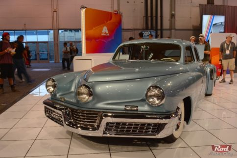2017 SEMA Show Celebrity Edition: IDA Automotive's Gorgeous Tucker