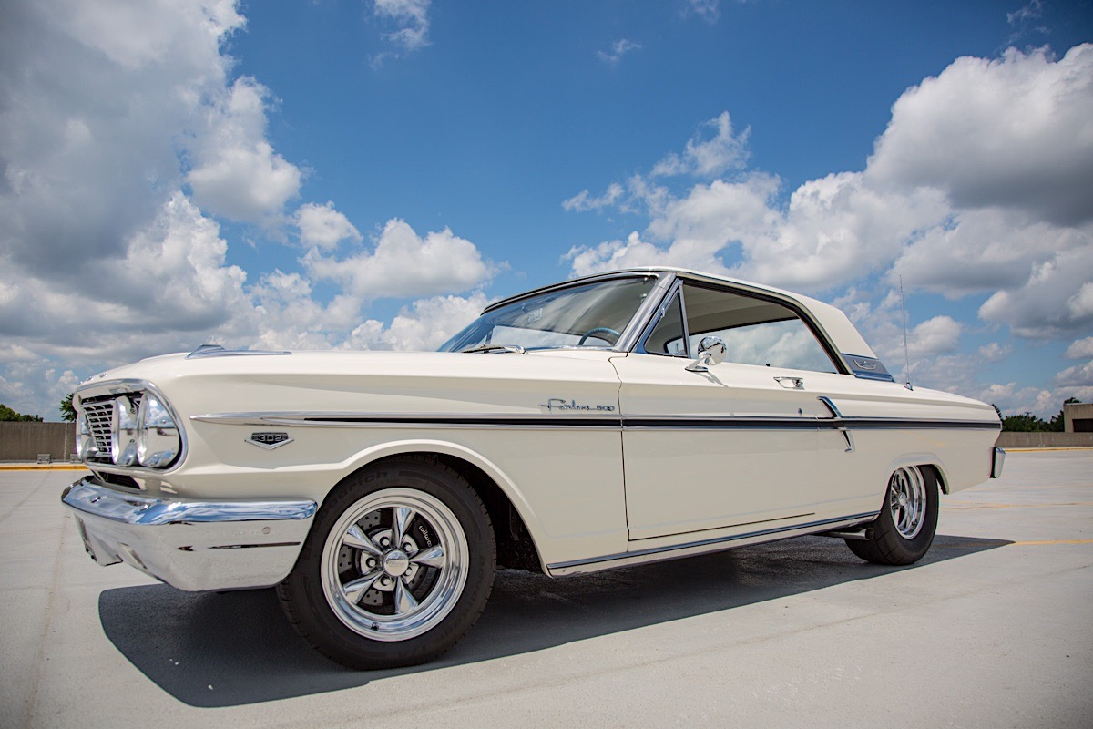 Coyote-Powered Classic Might Be The Perfect Fairlane