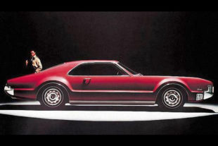 Muscle Cars You Should Know: Oldsmobile Toronado W-34