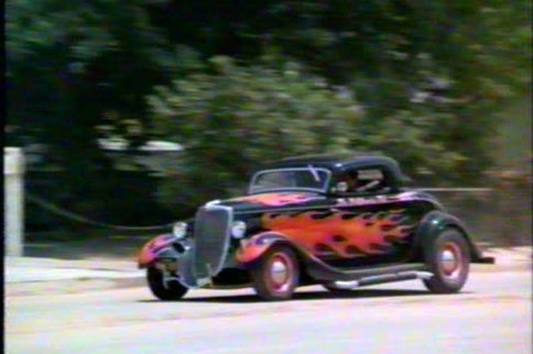 Rob's Car Movie Review: The California Kid (1974)