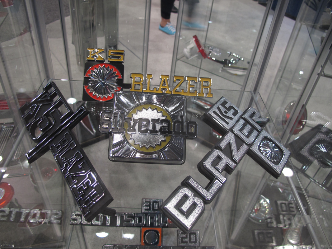 SEMA 2017: Restoration Parts Unlimited Shows Off Their Newest Pieces