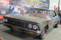 Building Lives By Building A One-Of-A-Kind Dual-Fuel 1966 Chevelle