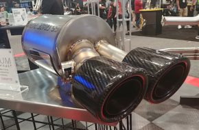 SEMA 2017: Billy Boat Exhaust Systems Make 'Vettes More Exotic