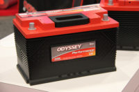 SEMA 2017: Odyssey Battery's Durable Pure Lead And AGM Batteries