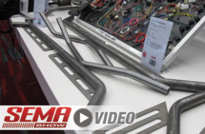 SEMA 2017: Real Deal Steel Creates Frame Support For Tri-Five Chevy