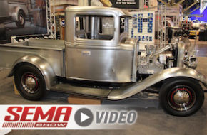 SEMA 2017: United Pacific Introduces a New '32 Ford Truck