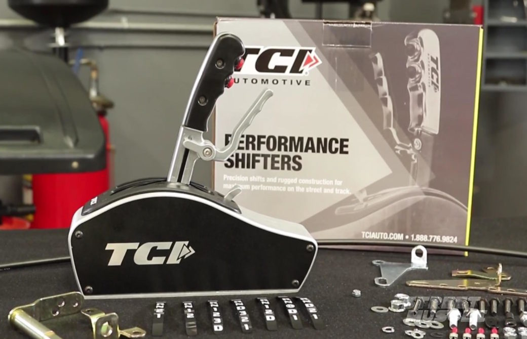 TCI's Diablo Shifter Gives Many Options For Positive Shifts