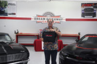 Winner of Two Unbelievably cool Dream Giveaway Camaros Announced