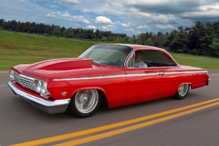 One Fine 409: This '62 Impala Is Just The Right Kind Of Custom