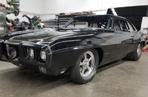Bad Bird: Ed Page's Evil 1969 Firebird Is Almost Ready For Drag Week